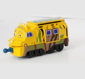 Chuggington Паровозик Мтамбо