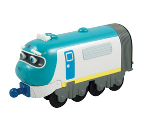 Chuggington Паровозик Тут
