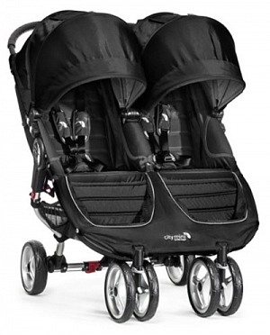 Baby Jogger City Mini Double коляска для двойни
