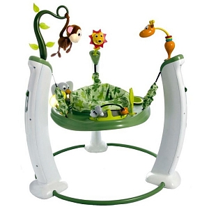 Evenflo ExerSaucer Safari Friends игровой центр 3 в 1