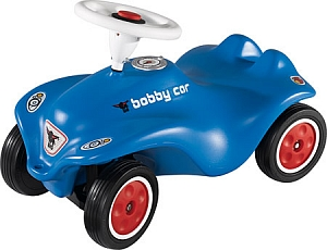 Big New Bobby Car Blau