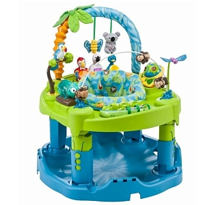 Evenflo ExerSaucer Animal Planet игровой центр 3 в 1