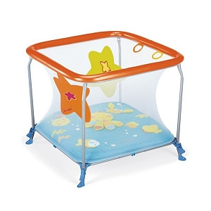 Brevi Soft & Play Blue Sea Манеж